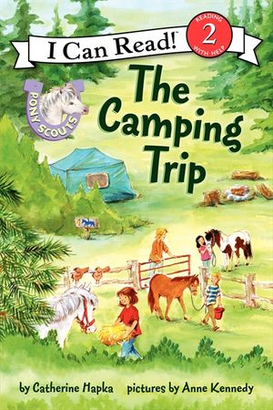 Pony Scouts: The Camping Trip book image