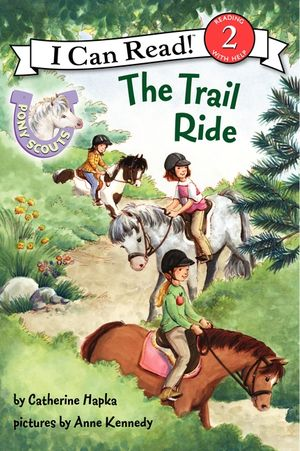 Pony Scouts: The Trail Ride book image