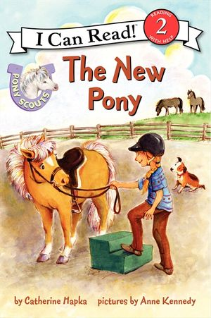 Pony Scouts: The New Pony book image