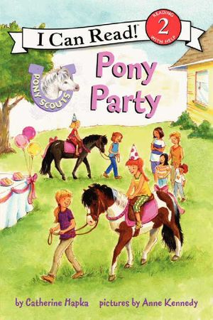 Pony Scouts: Pony Party book image