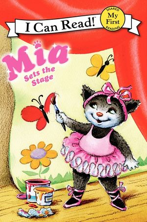 Mia Sets the Stage book image