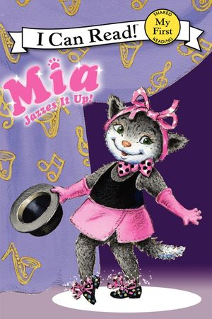 Mia Jazzes It Up! book image