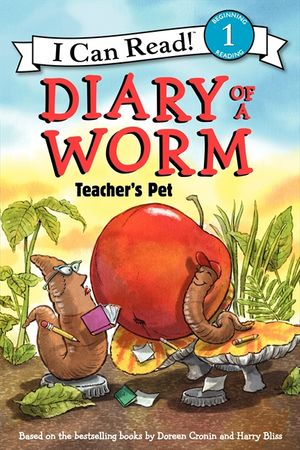 Diary of a Worm: Teacher's Pet book image