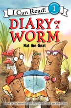 Diary of a Worm: Nat the Gnat Hardcover  by Doreen Cronin