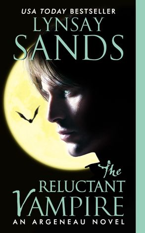 The reluctant vampire lynsay sands e book cover image the reluctant vampire fandeluxe Images
