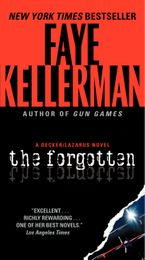 The Forgotten Paperback  by Faye Kellerman