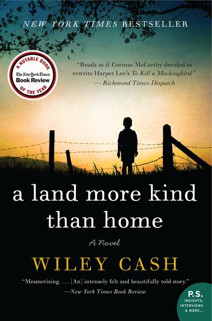 A Land More Kind Than Home - Wiley Cash - Paperback