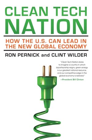Clean Tech Nation book image