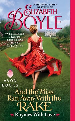 And the Miss Ran Away With the Rake book image