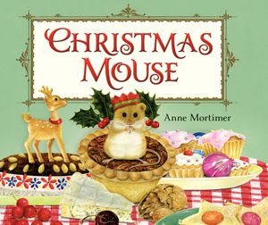 Christmas Mouse book image