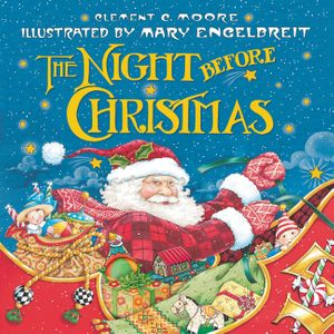 The Night Before Christmas book image