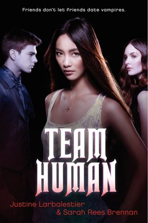 Team Human book image