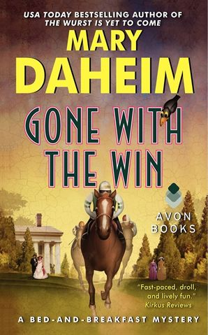 Gone with the Win Paperback  by Mary Daheim