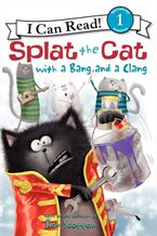 Splat the Cat: I Scream for Ice Cream