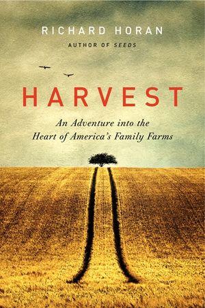 Harvest book image