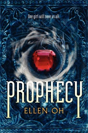 Prophecy book image