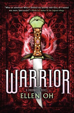 Warrior book image