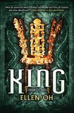 King Hardcover  by Ellen Oh