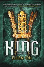 King Paperback  by Ellen Oh