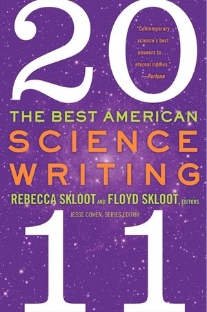 The Best American Science Writing 2011 book image