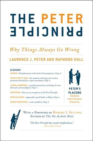 The Peter Principle book image
