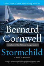 Stormchild Paperback  by Bernard Cornwell