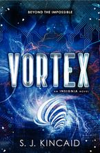 Vortex Hardcover  by S. J. Kincaid
