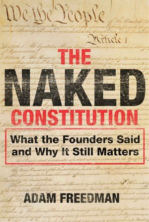 The Naked Constitution book image