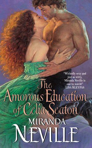 The Amorous Education of Celia Seaton book image