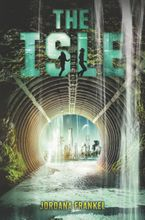 The Isle Hardcover  by Jordana Frankel