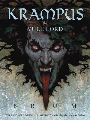 Krampus book image