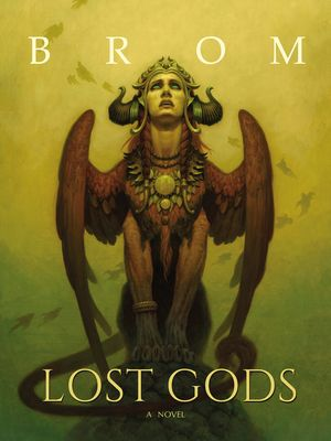 Lost Gods book image