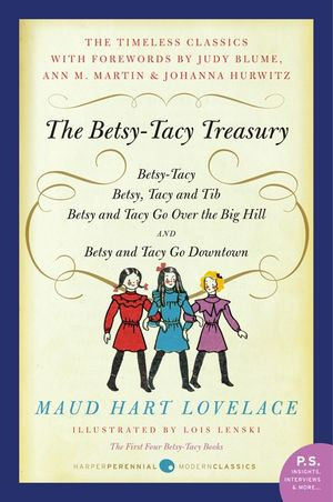 The Betsy-Tacy Treasury book image