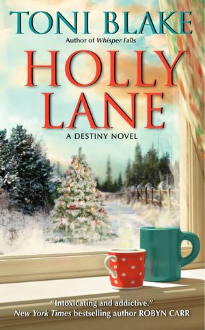 Holly Lane book image