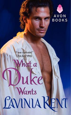 What a Duke Wants book image