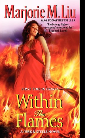 Within the Flames book image