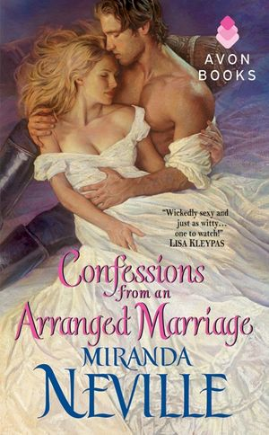 Confessions from an Arranged Marriage book image