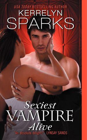 Sexiest Vampire Alive book image