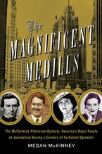 The Magnificent Medills eBook  by Megan McKinney