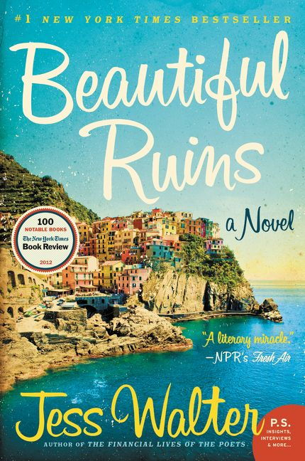 Beautiful Ruins book cover