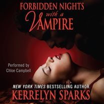 Forbidden Nights With a Vampire Unabridged  WMA