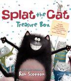 Splat the Cat Treasure Box