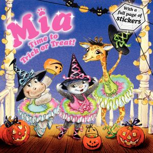 Mia: Time to Trick or Treat! book image