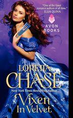 Vixen in Velvet Paperback  by Loretta Chase