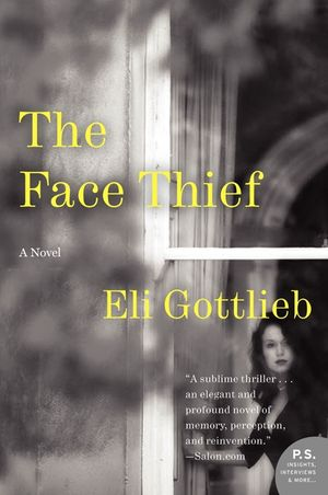The Face Thief book image