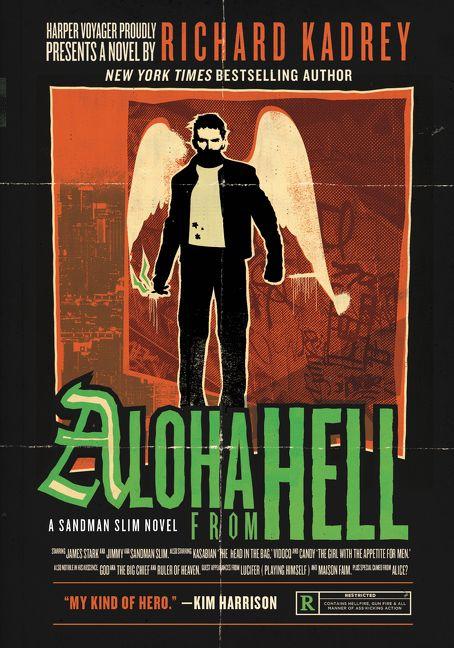 Aloha from Hell - Richard Kadrey - E-book