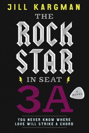 The Rock Star in Seat 3A book image