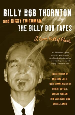 The Billy Bob Tapes book image