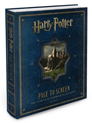 Harry Potter Page to Screen book image