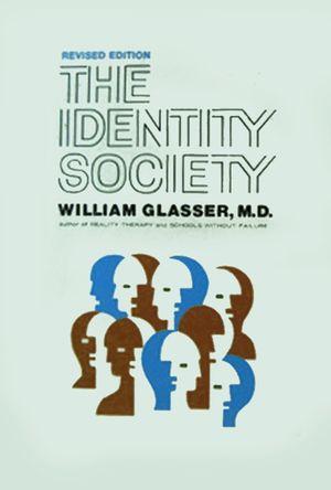 Identity Society book image